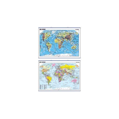 Betzold Landkarte: Die Erde