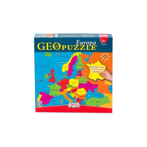 Amigo GeoPuzzle Europa