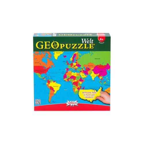 Amigo GeoPuzzle Welt