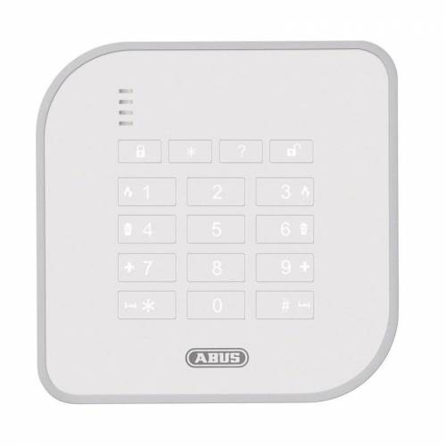 Funk ABUS FUBE50001 Secvest Funk-Bedienteil mit Rolling Code Aktivieren Deaktivieren