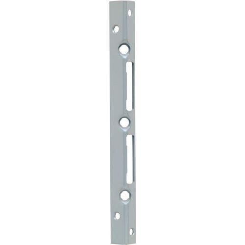 ABUS SSB400 Tür Sicherheitsschließblech Stahl silber 25x25 Haustür Wohnungstür