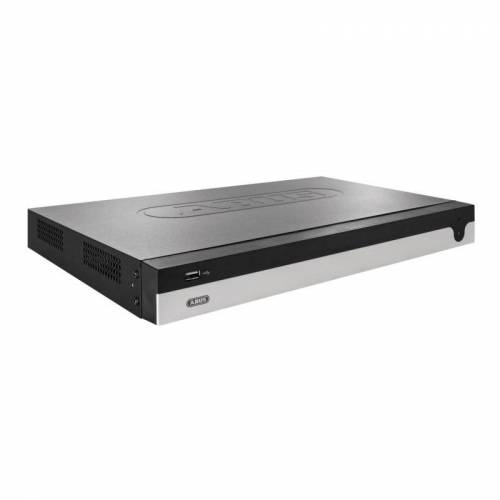 ABUS NVR10020P PoE Netzwerkvideorekorder 8 Kanal (NVR) mit 2 TB Festplatte