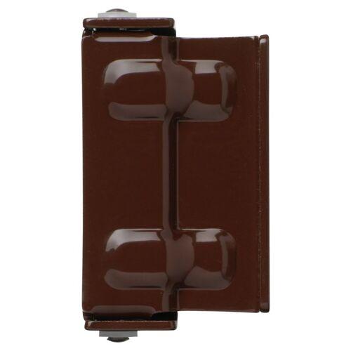Braun ABUS SW2 B braun Universelle Fenster Türsicherung Einbruchschutz