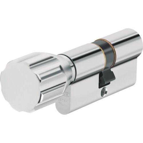 ABUS ECK550 Knaufzylinder Z65/K35 mm Wendeschlüssel mit 3 Schlüssel