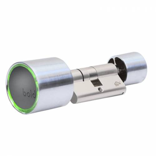 Bold Smart Lock Elektronisches Türschloss Bluetooth Zylinder schlüssellos B-Ware