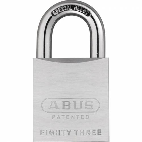 ABUS Vorhangschlösser XP20S Gleichschließend Vorhangschloss 83/50 XP20