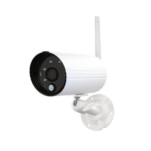 ABUS PPDF14520W weiß OneLook Außenkamera Full HD Zusatzkamera Überwachungskamera