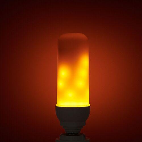 Lampenwelt.com LED-Lampe E14 3W Dancing Flame 1.600 K