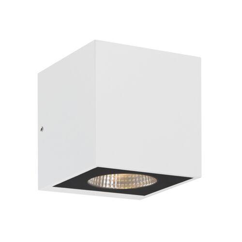 Arcchio Tassnim LED-Außenwandlampe weiß 2-flg.