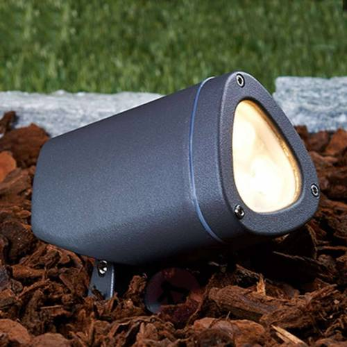 Lucande Outdoor-LED-Spot Esma, 2700 K schwenkbar