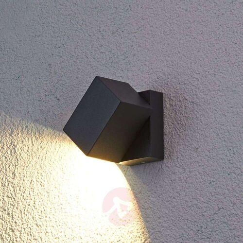 Lucande Flexible LED-Außenwandleuchte Lorik
