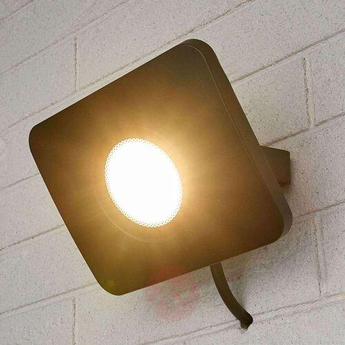 Lampenwelt.com LED-Außenwandstrahler Duke aus Aluminium, 30W