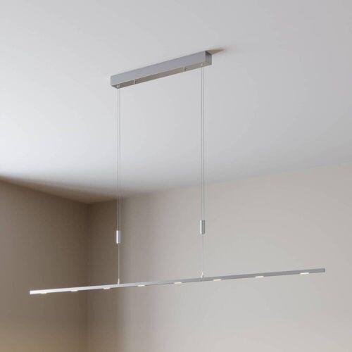 Lucande LED-Esszimmer-Pendellampe Arnik, dimmbar, 180 cm