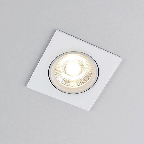 ELC Juno LED-Einbaustrahler 3er Set weiß, eckig