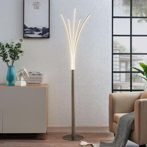 Lindby Mehrarmige LED-Stehleuchte Boba