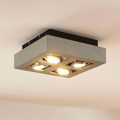 Arcchio GU10-Strahler Vince mit LED-Lampen