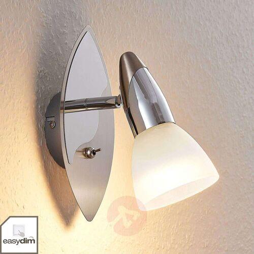 Lampenwelt.com LED-Wandleuchte Cora mit easydim-Leuchtmittel