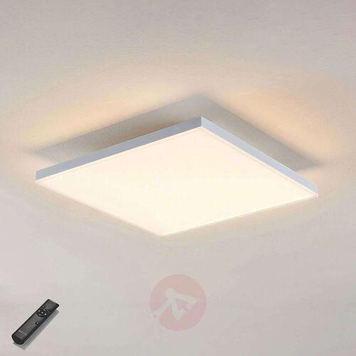 Lampenwelt.com LED-Panel Blaan CCT Fernbedienung 39,5 x 39,5cm