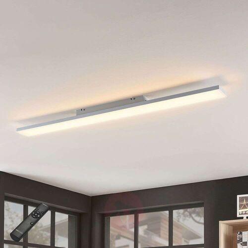 Lampenwelt.com LED-Panel Blaan CCT Fernbedienung 119,5 x 10 cm