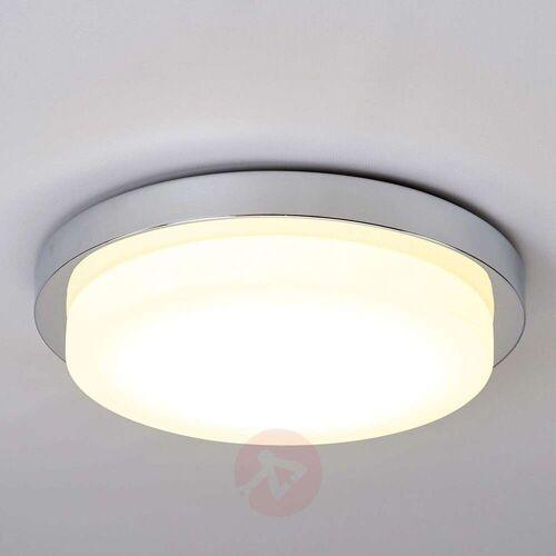 Lampenwelt.com Adriano - LED-Deckenlampe fürs Badezimmer