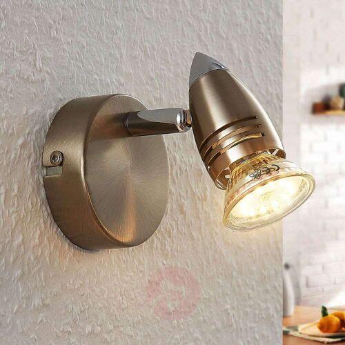 Lampenwelt.com LED-Strahler Benina, 1-flammig