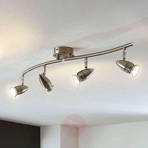 Lampenwelt.com LED-Deckenstrahler Benina, 4-flammig