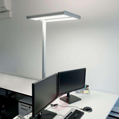 Arcchio Quirin - LED-Büro-Stehlampe mit Tageslichtsensor