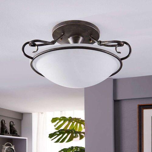 Lindby Deckenlampe Rando im Landhausstil