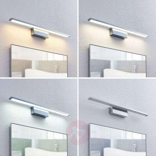 Lindby LED-Wandleuchte Tyrion Badezimmerleuchte, 60cm