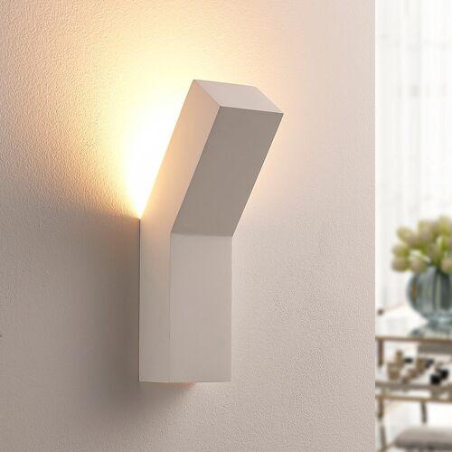 Lindby Moderner LED-Gips-Wandfluter Tida