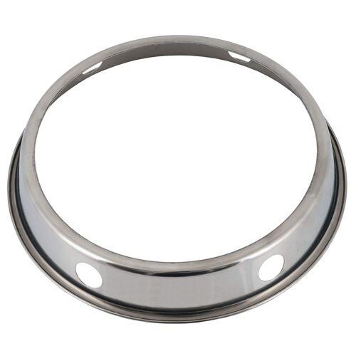Mahlzeit Edelstahl Wok Ring  Ø 19,5 cm  Wokring für Woks mit rundem Boden