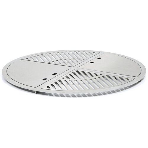 BBQ-Toro Edelstahl Grillrost Grillplatte Ø 54,5 cm für 57er Kugelgrill