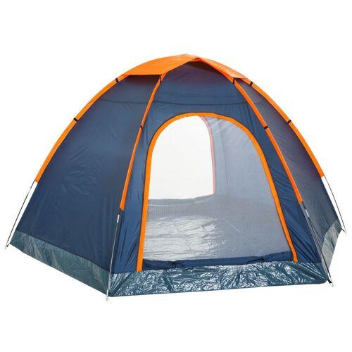 CampFeuer Kuppelzelt für 4 Personen