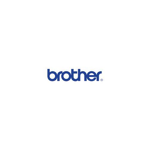 Brother Original Heissschrumpfschlauch schwarz auf weiss HSE241