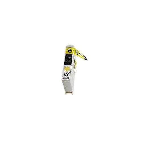 Lexmark Tintenpatrone für Lexmark 14N0902E 100 Tintenpatrone gelb