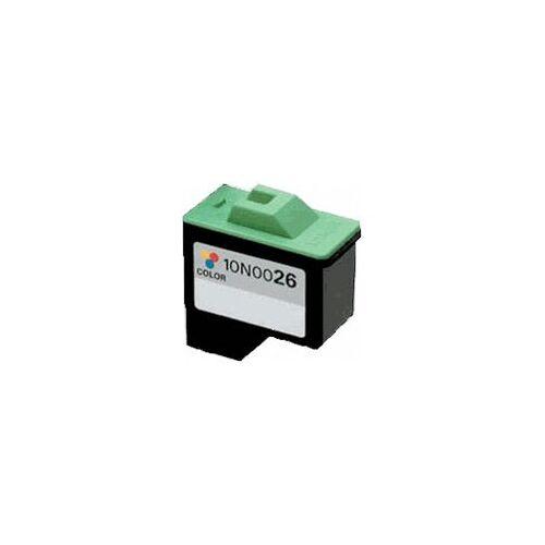 Lexmark Druckerpatrone für Lexmark 010N0026E NO 26 color