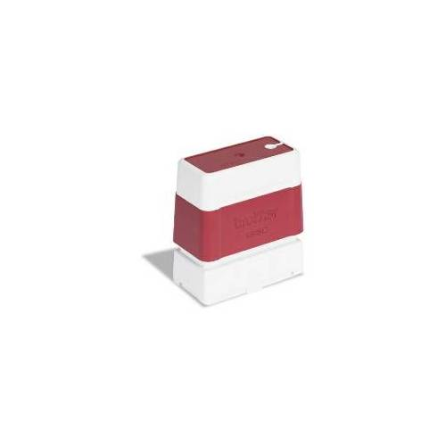 Brother Original Stempel rot 18 x 50 mm PR1850R6P