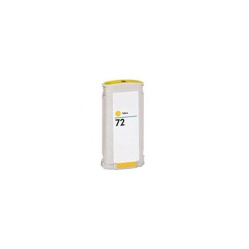 HP Tintenpatrone für HP C9373A 72 Tintenpatrone gelb