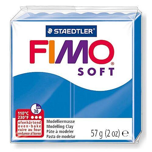 Fimo-Soft, pazifikblau, 57 g