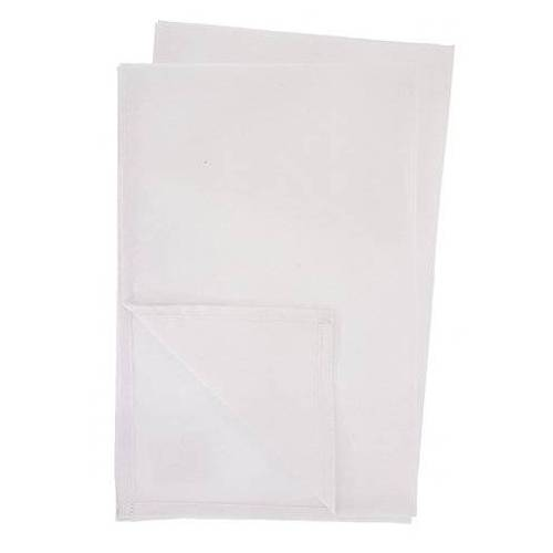 Geschirrtücher, weiß, 70 x 45 cm, 2 Stück