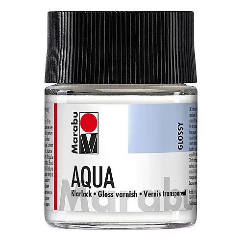 Marabu Aqua-Klarlack, 50 ml