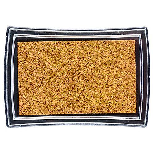 Stempelkissen, gold, 52 x 76 mm