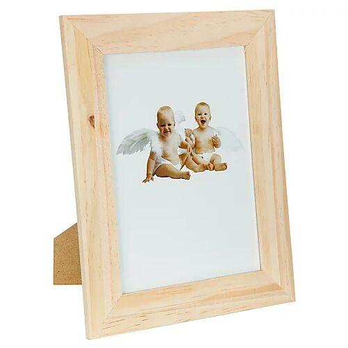 Bilderrahmen aus Holz, 18 x 23 x 1 cm