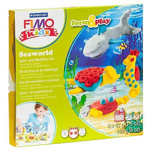 Fimo kids form & play Meerestiere
