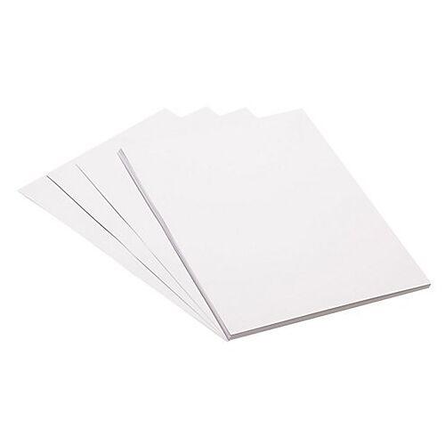 Pergamentblätter, weiß, A5, 15 Blatt