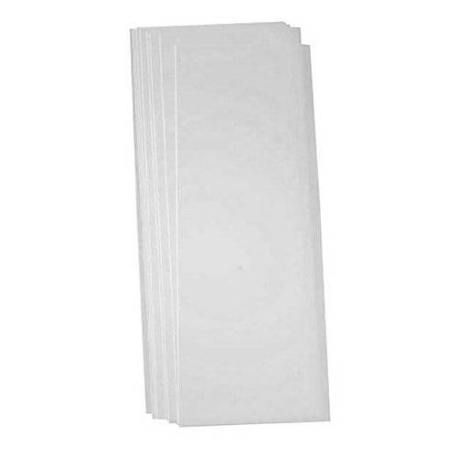 "Laternen-Zuschnitte ""transparent"", 51 x 22 cm, 25 Blatt"
