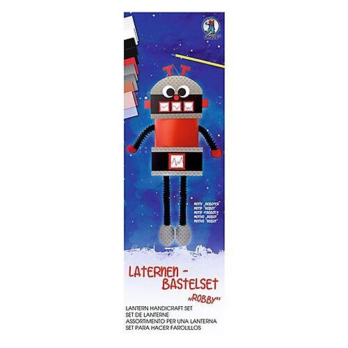 """Ursus Laternen-Komplettset """"Roboter Robby"""""""