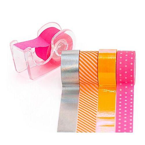 Deko-Tape-Mini, neon, 12 mm, 15 m