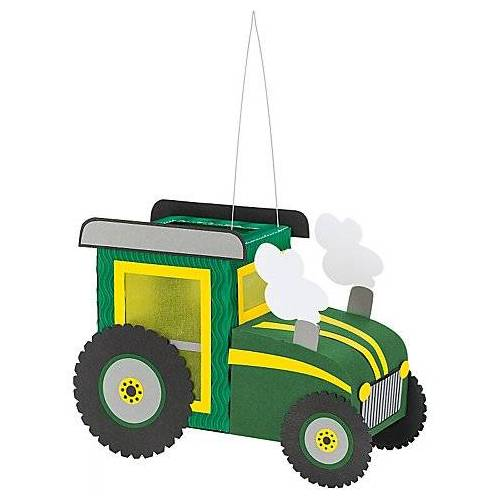 "Mini-Laternenset ""Traktor"""