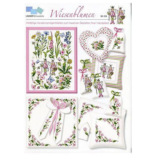 """Stickvorlage """"Wiesenblumen"""""""